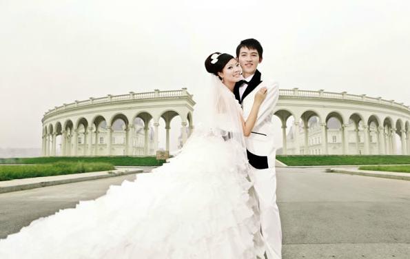 拉菲特城堡 - 【拍摄花絮】 - v视觉北京婚纱照摄影