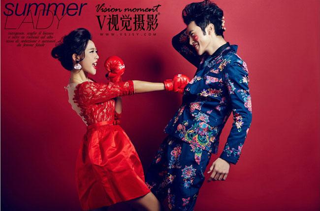 北京婚纱摄影哪家好之婚纱照风格