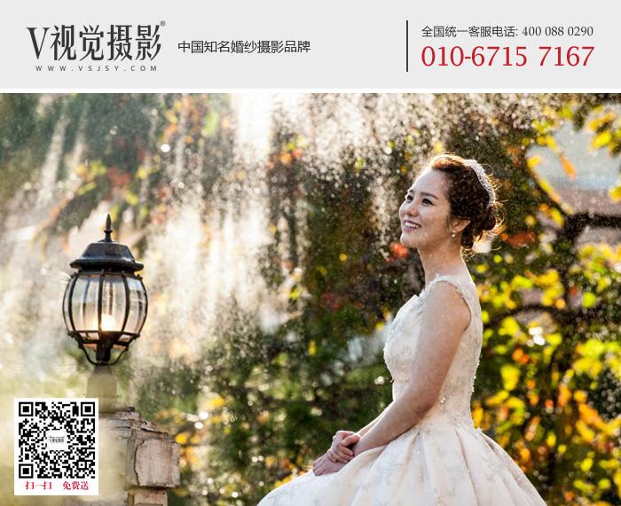 北京婚纱摄影:如何拍好外景婚纱照?
